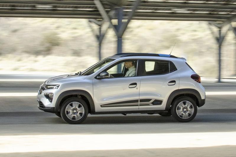 Test: Dacia Spring