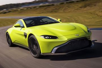 Dít is de nieuwe Aston Martin Vantage!