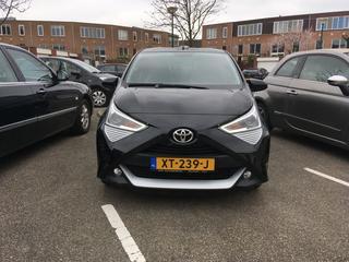 Toyota Aygo 1.0 VVT-i x-joy (2019)