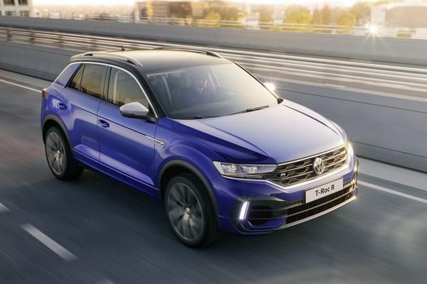 Dít kost de Volkswagen T-Roc R