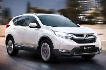 Modeljaarupdate voor Honda CR-V