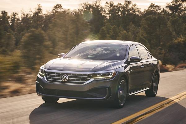 Volkswagen Passat in het nieuw voor de VS