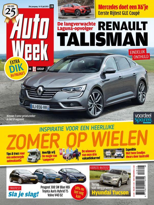 AutoWeek 28 2015