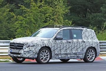 Mercedes-Benz GLB-klasse beter in beeld