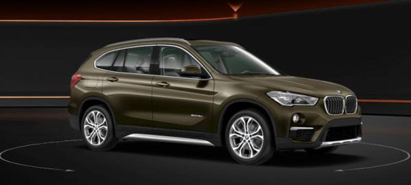 BMW X1 xDrive18d (2017)
