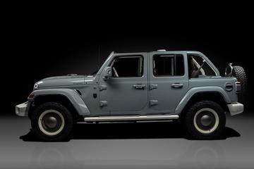 Louwman Exclusive dealer van Brute Jeep