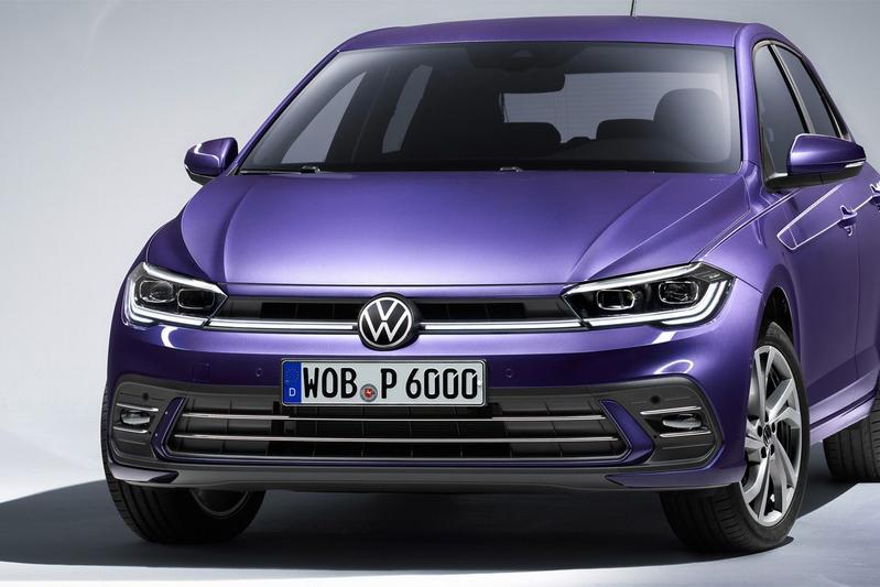 Volkswagen Polo facelift friday