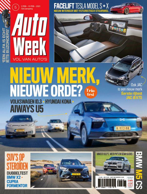 AutoWeek 5 2021