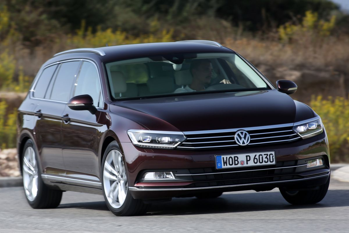 volkswagen passat variant eerste rijtest. Black Bedroom Furniture Sets. Home Design Ideas