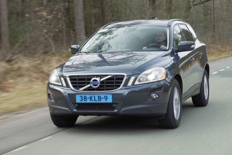 Volvo XC60 2.4D – 2010 – 597.883 km - Klokje Rond