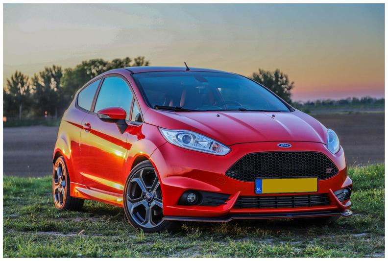 Ford Fiesta 1.6 EcoBoost ST2 (2016)