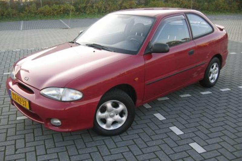 Hyundai Excel 1.3i GS (1998)