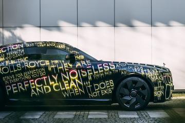 Elektrische Rolls-Royce Spectre klaar voor 2023