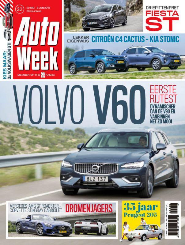 AutoWeek 22 2018