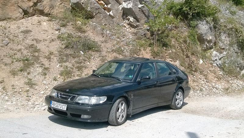 Saab 9-3 SE 2.2 TiD Anniversary (2002)