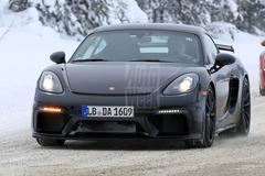 Porsche 718 GT4 gespot