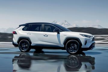 Toyota RAV4 2.5 Hybrid AWD Bi-Tone (2019)