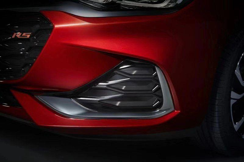 Chevrolet Monza teaser
