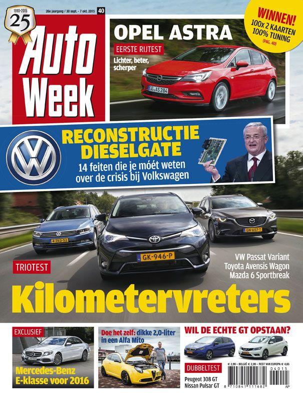 AutoWeek 40 2015