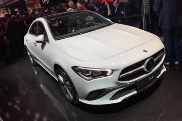 Officieel: nieuwe Mercedes-Benz CLA