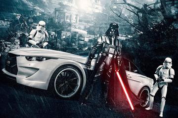 BMW 6-serie voor... Stormtroopers