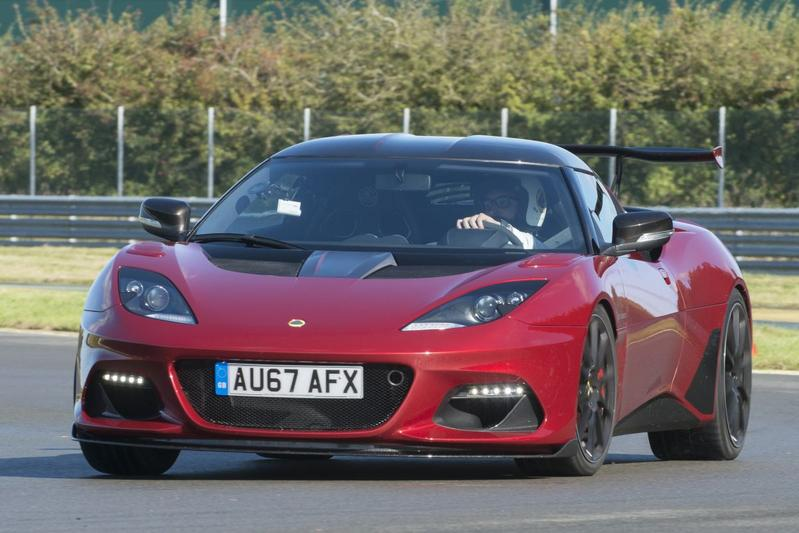 Lotus Evora GT430 & GT430 Sport