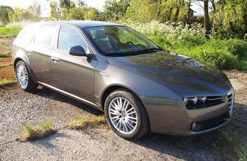Alfa Romeo 159 Sportwagon 2.4 JTDm 20v Elegante (2008)