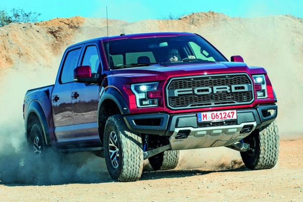 Rij-impressie: Ford F-150 Raptor II Supercrew