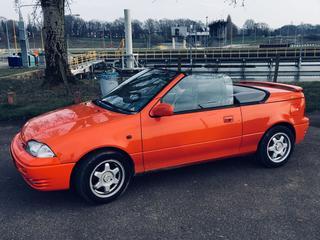 Suzuki Swift Cabrio 1.3 (1993)