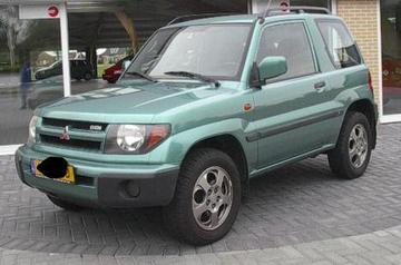 Mitsubishi Pajero Pinin 1.8 GDI (2000)