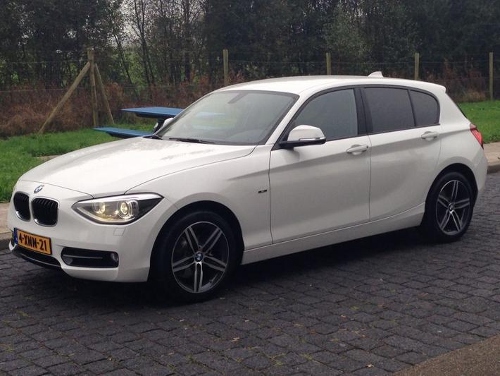 BMW 116d Executive (2014)
