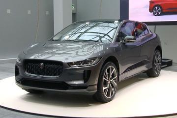 Jaguar I-Pace - Genève 2018 Special