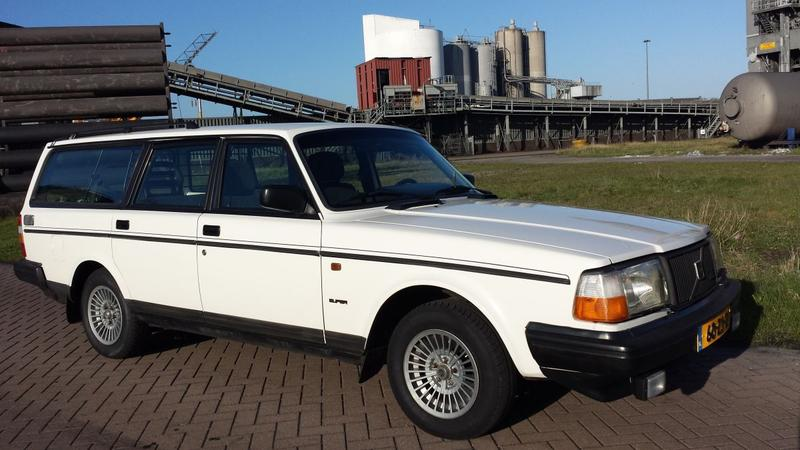 Volvo 240 Polar 2.0 Estate (1992)