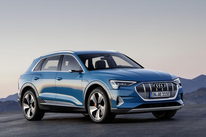 'Komst Audi E-tron vier weken vertraagd'