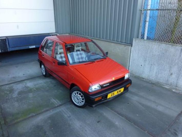Suzuki Alto GL (1989) #3