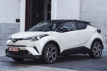 Toyota C-HR 1.8 Hybrid Executive (2017)