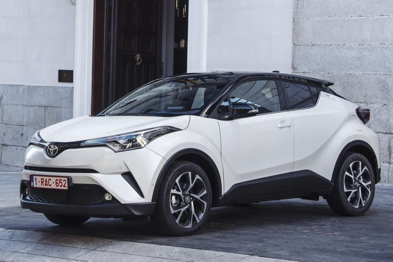 Toyota C-HR 1.8 Hybrid Executive (2017)