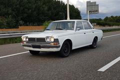 In het wild: Toyota Crown (1970)
