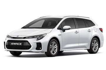 Back to Basics: Suzuki Swace (Toyota Corolla TS)