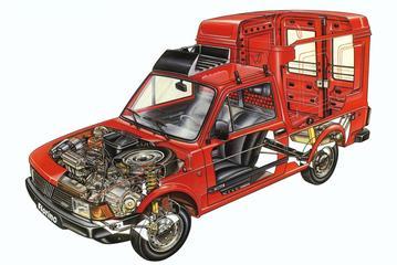 Doorzaag-zaterdag: Fiat Fiorino