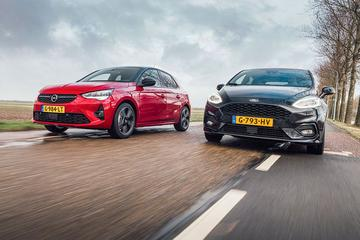 Test: Opel Corsa vs. Ford Fiesta