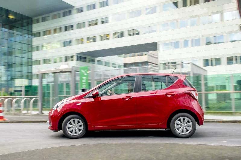 Hyundai i10 1.0i Comfort (2017)