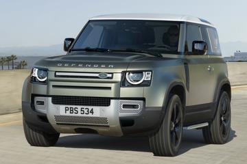Prijzen Land Rover Defender 90 bekend