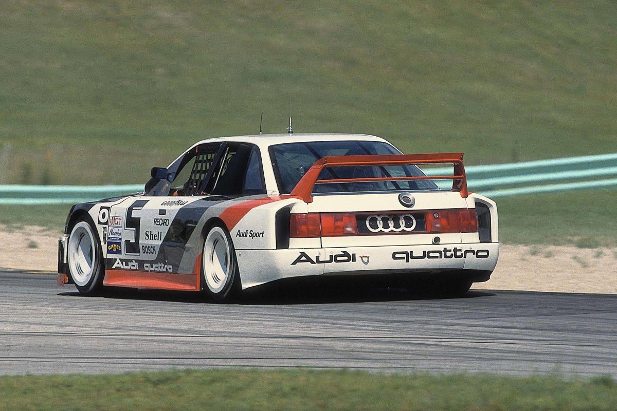 Audi Quattro Trans Am