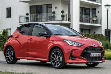 Toyota Yaris 1.5 Hybrid Active (2021)