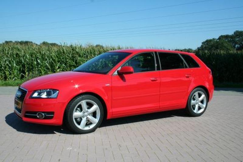 Audi A3 Sportback 1.4 TFSI S Edition (2010)