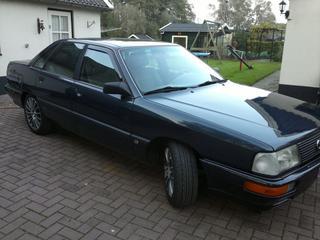 Audi 100 2.3 E (1988)