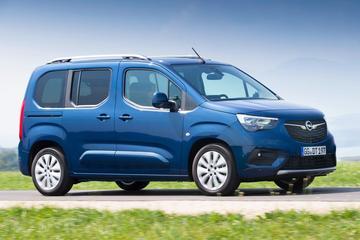 Opel Combo Tour krijgt krachtigere benzinemotor