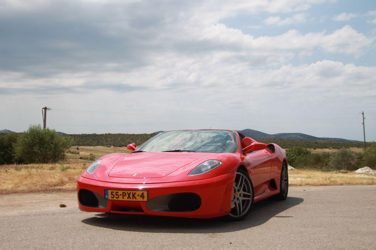 Ferrari F430 Spider 2005 Review Autoweek Nl