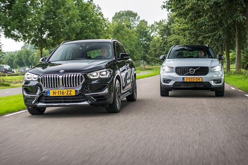 BMW X1 Xdrive25e vs. Volvo XC40 Recharge T5 - Dubbeltest